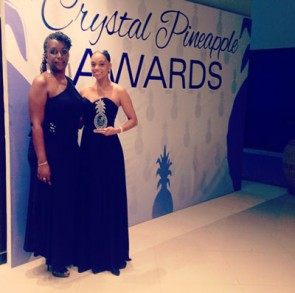 Art Saves Lives wins Crystal Pineapple Award for Outstanding Community Service.