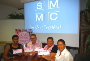 SMMC, Positive Foundation and Elektraleyets Foundation Partners Once Again to Raise Breast Cancer Awareness.