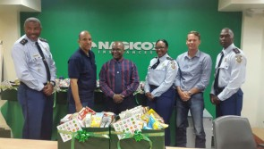 NAGICO Food Drive brings Christmas cheer to St. Maarten