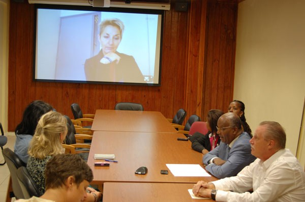Young people are our future; St. Maarten signs agreement with Dutch 'Stichting Horizon'.