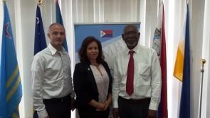 Chamber of Commerce meets with Integrity Chamber Representatives