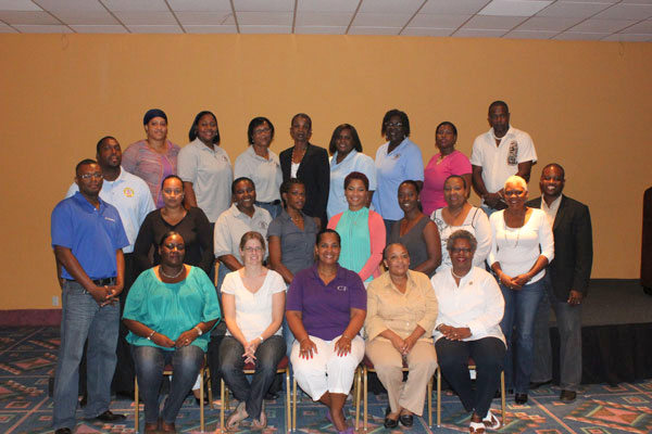 St. Martin News Network - Ministry of Public Health Staff ... - photo #44