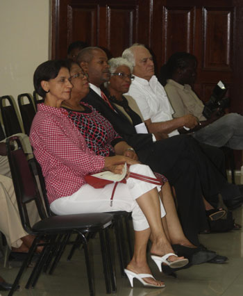 Prime Minister Attends Official Launching of St. Maarten Heart and Stroke Foundation.
