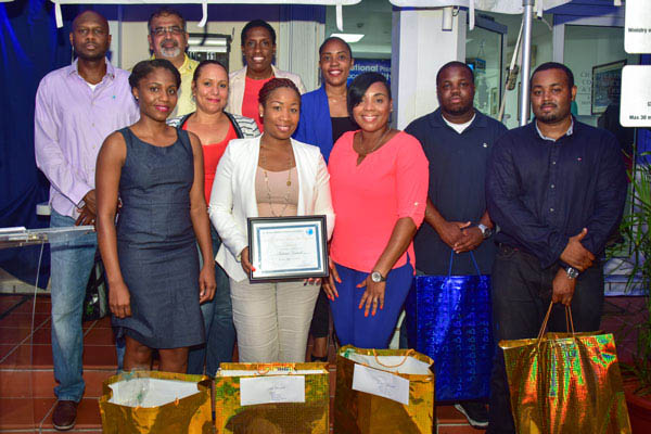 Chamber of Commerce hosts Prize-Giving Ceremony.