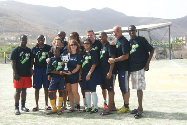 Soualiga Soccer Association hosts successful 3rd Annual Business Soccer Tournament.