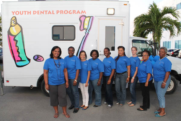 World Oral Health Day Activity a Success. Seniors make use of free dental check-up