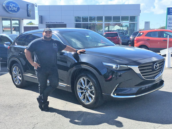 2018 Cx9 >> St. Martin News Network - All-new 2018 Mazda CX-9 ...