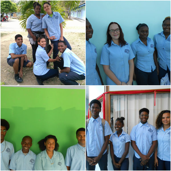 st martin news network four teams from milton peters college to present at jr minister of